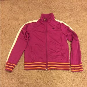 Girls Cute Nike jacket
